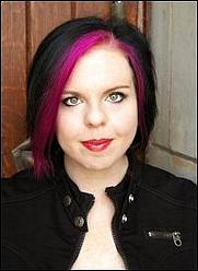 Author photo. Heather Brewer - Author