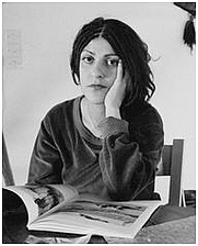 Author photo. Afsaneh Eghbal
