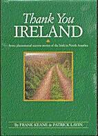 Thank you, Ireland: Some phenomenal success…
