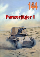 No. 144 - Panzerjager I by Janusz Ledwoch