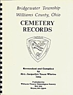 Bridgewater Township, Williams County, Ohio…