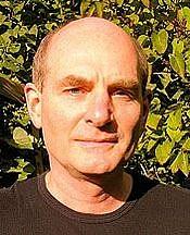 Author photo. Peter Chapman