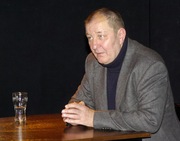Author photo. Photo by Ralf Sokolowski / Wikimedia Commons