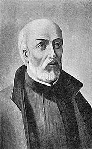 Author photo. Father Jean de Brébeuf / Wikipedia
