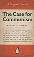 The Case for Communism by Willie Gallacher