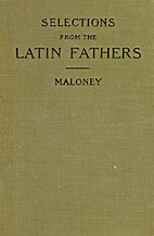 Selections from the Latin Fathers by Edward…