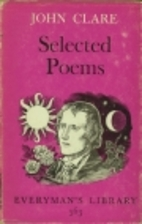 Selected Poems of John Clare by John Clare