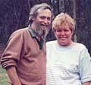 Author photo. Wendy and Frank Brenna