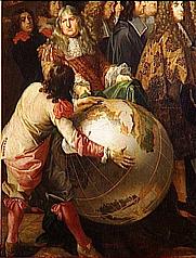 Author photo. detail du tableau de TESTELIN Henri d'après LE BRUN Charles
