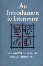 An Introduction to literature by Herbert…