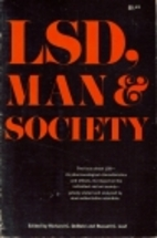 LSD, man & society by Frank Barron