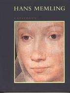 Hans Memling catalogus by Dirk De Vos