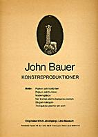 John Bauer, Konstreproduktioner