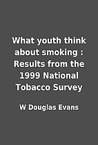 What youth think about smoking : Results…