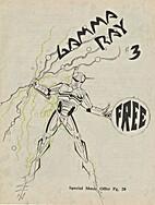 Gamma-Ray Universe #003 by Periodical / Zine