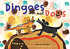 Dingoes are not dogs by Chris Sarra