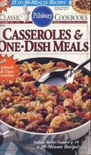 Pillsbury Classic Cookbooks: Casseroles &…
