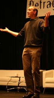 Author photo. <a href=&quot;http://blog.whatfettle.com/&quot;>Paul Downey</a>