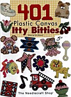 401 Plastic Canvas Itty Bitties by Vicki…