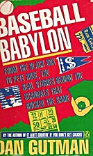 Baseball Babylon by Dan Gutman