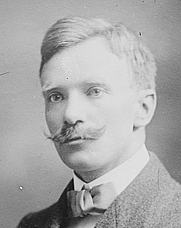 Author photo. Library of Congress Prints and Photographs Division, George Grantham Bain Collection (REPRODUCTION NUMBER:  LC-DIG-ggbain-16572) (cropped)