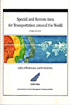 Special and Remote Area Air Transportation…