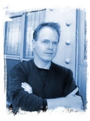 Author photo. Jeffrey Thomas