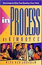In Process by Kim Boyce