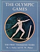 The Olympic Games: The First Thousand Years…