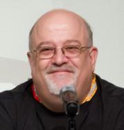 Author photo. Peter Allen David. Photo by Derek Hofmann.