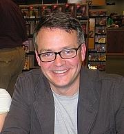 "Author photo. <a href=""http://en.wikipedia.org/wiki/User:Zencato"" rel=""nofollow"" target=""_top"">John Cox</a>"