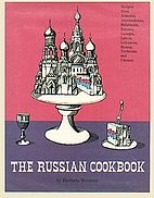 The Russian Cookbook by Barbara Norman