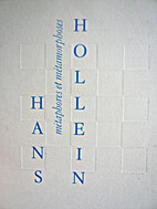Hans Hollein : métaphores et métamorphoses…