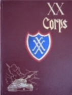 The XX Corps Its History And Service In…
