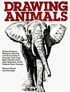Drawing Animals by Norman Adams