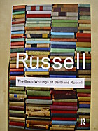 The Basic Writings of Bertrand Russell by…