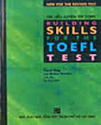 Building Skills For The TOEFL Test by Carol…