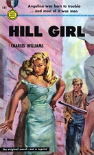 Hill Girl by Charles Williams