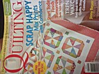American Patchwork & Quilting February 2012