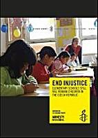 End injustice : elementary schools still…