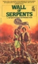 Wall of Serpents by L. Sprague de Camp