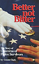 Better Not Bitter (THE STORY OF CONCERNS OF…