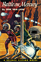 Battle on Mercury by Erik Van Lhin