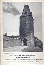 Blankenberg by Fried Mühlberg