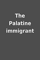 The Palatine immigrant