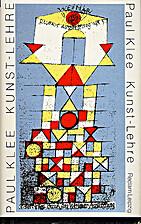 Kunst - Lehre by Paul Klee