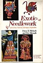 Exotic Needlework, With Ethnic Patterns,…