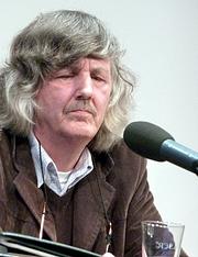 Author photo. Johann Lippet