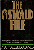 The Oswald File by Michael Eddowes