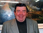 Author photo. Dan Binchy - Photograph: <a href=&quot;http://www.kennys.ie&quot; rel=&quot;nofollow&quot; target=&quot;_top&quot;>www.kennys.ie</a>